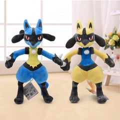Lucario Pokemon Plush Toys Set from Almas Collections