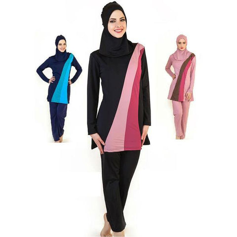 New Muslim Women Swim Wear from Almas Collections