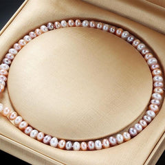 New Natural Freshwater Pearl Necklace AAAA from Almas Collections