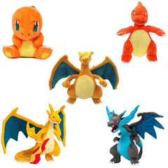 New Pokemon Charizard Plush Toys from Almas Collections
