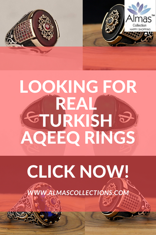 Turkish Rings by Almas Collections