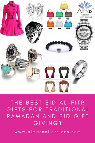 The Best Eid Al-Fitr Gifts for Traditional Ramadan and Eid Gift Giving?