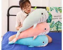 Whaley Ted Plush Toy from Almas Collections