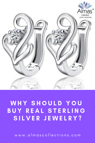 Why Should you Buy Real Sterling Silver jewelry 2019