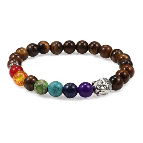 Image of Reiki Natural Stone Bracelets men/women NS3 VAL1
