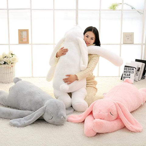 Image of New Super Plush Giant Bunny from Almas Collections