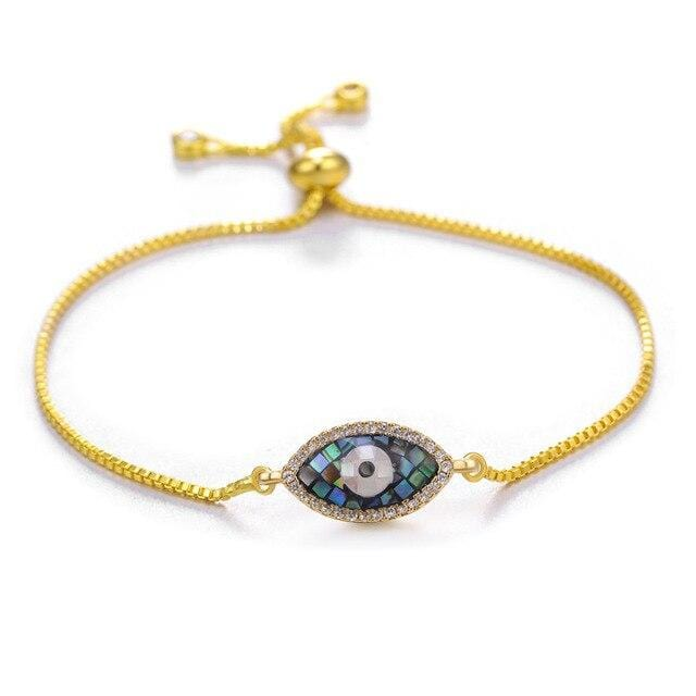 Turkish Evil Eye Charm Bracelets IS1 IS2 NS3