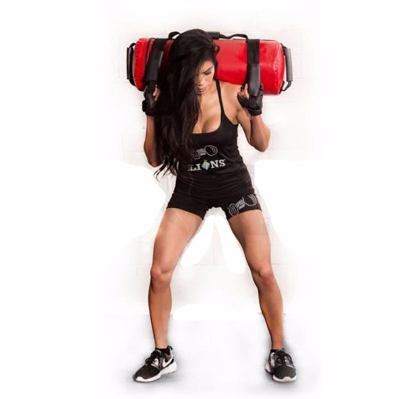 Gym Strength Training Weight Power Bag for women
