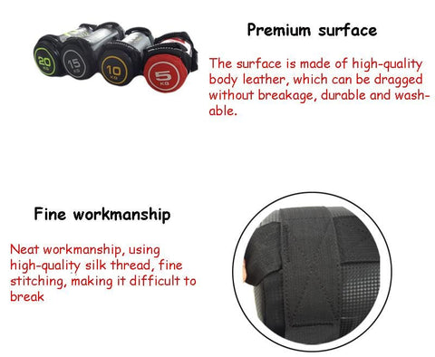 Image of Gym Strength Training Weight Power Bag quality product