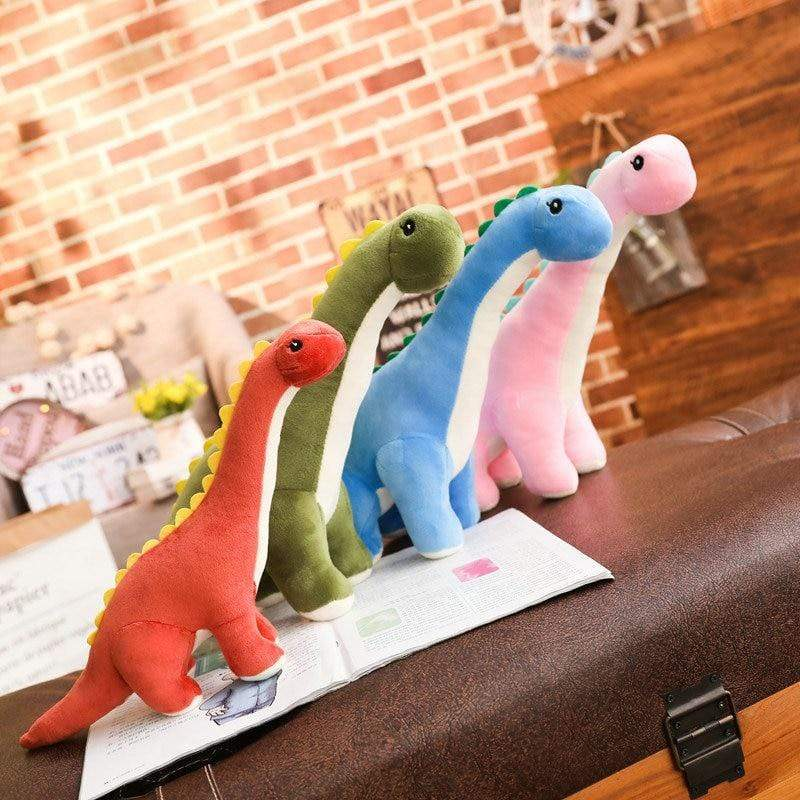 Plush Dinosaur Toys from Almas Collections