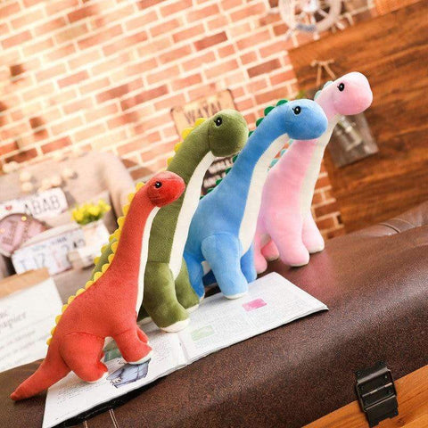 Image of Plush Dinosaur Toys from Almas Collections