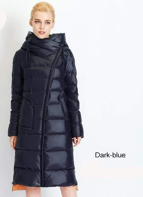 New Parka Trendy long Hooded waterproof coat AW1 | Almas Collections |