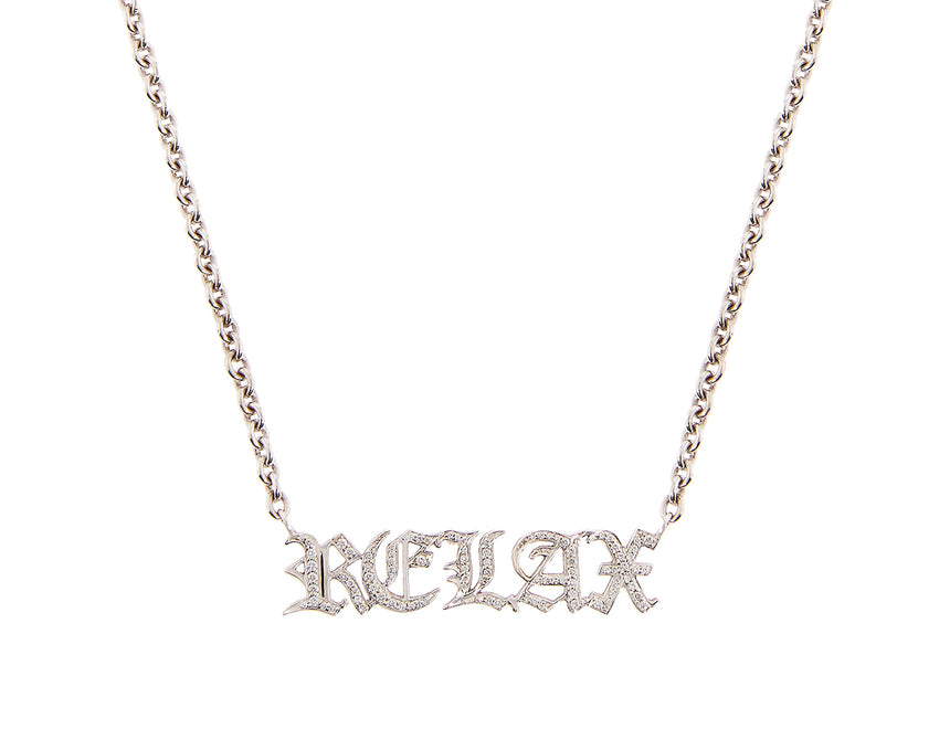 Disco - Diamond Relax Necklace
