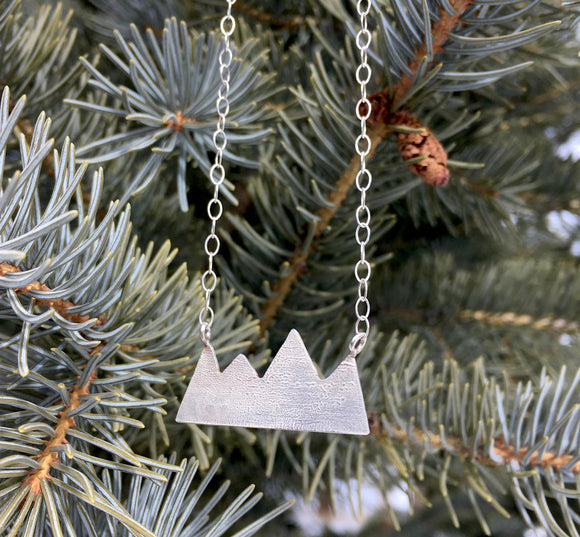 Rocky Mountains Necklace