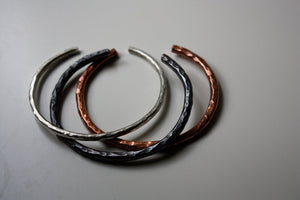 Lucky Horseshoe Single Cuff Bracelet