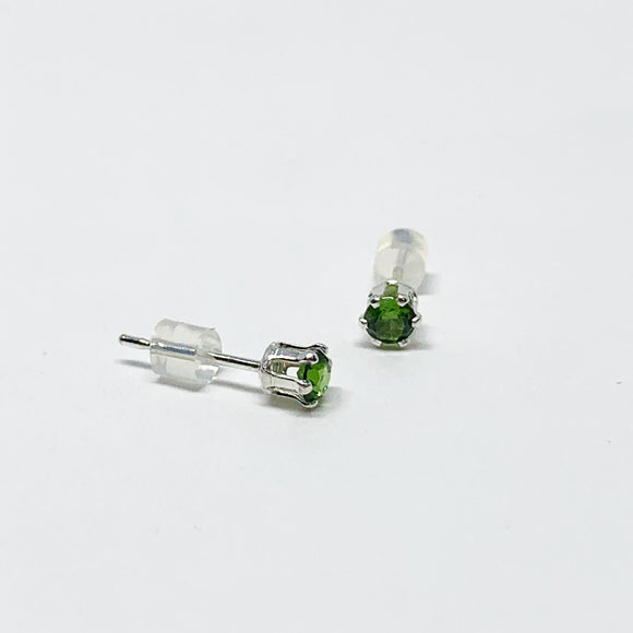Peridot Birthstone Earrings - August Birthstone