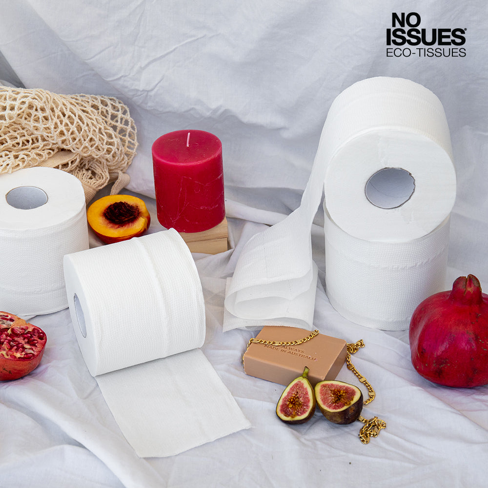 Eco-Toilet Tissues (36 Extra Long Rolls)