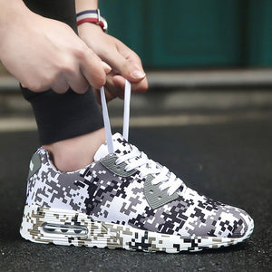 Comfortable Camouflage Trainers