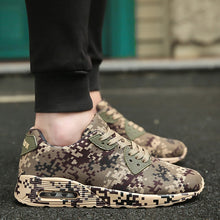 Load image into Gallery viewer, Comfortable Camouflage Trainers