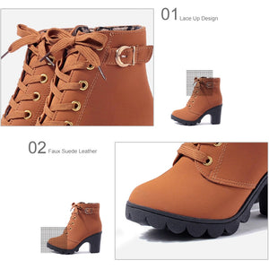 Beautiful Elegant Ankle Boots