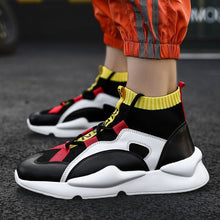 Load image into Gallery viewer, Men's High Top Casual Trainers