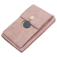 Load image into Gallery viewer, Casual Leather Shoulder Wallet