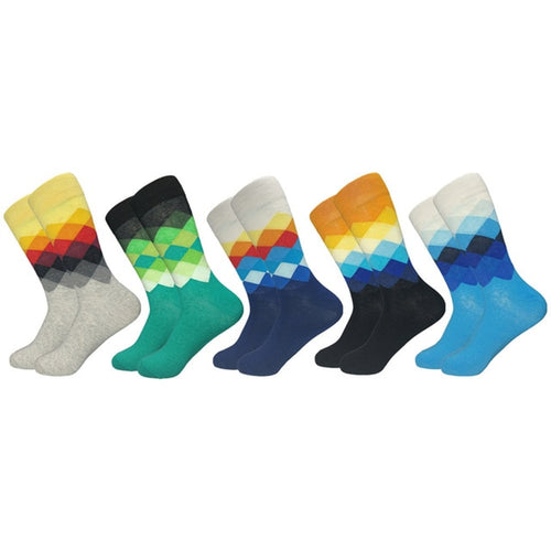2019 Dress Cotton Socks 10 Pairs
