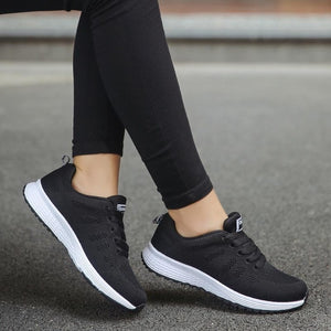 Casual Mesh Trainers