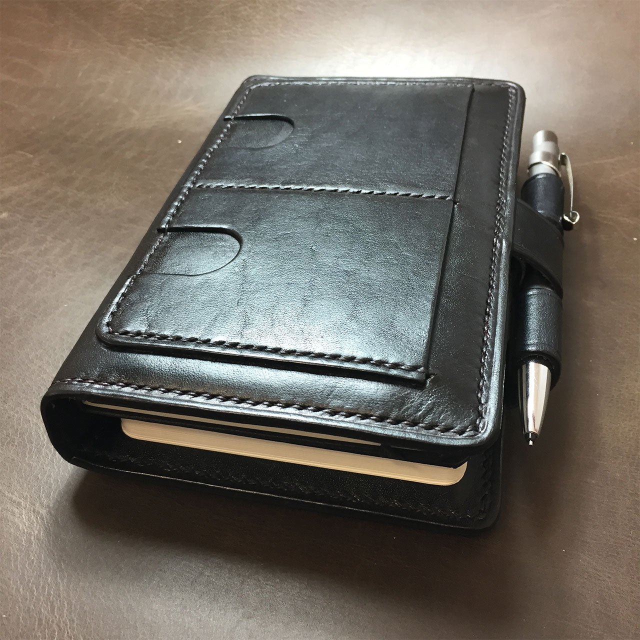 Dual Leather Cover (for Moleskine Notebooks)