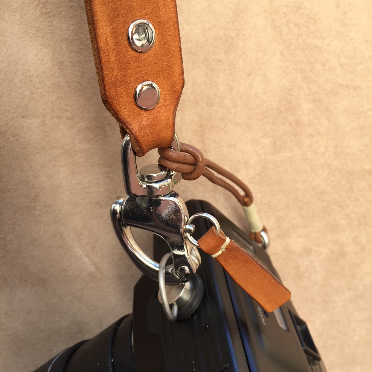 Belt & Band Covenant Handmade Dual Leather Harness Camera Strap Photographer Twin Carry Gear SA