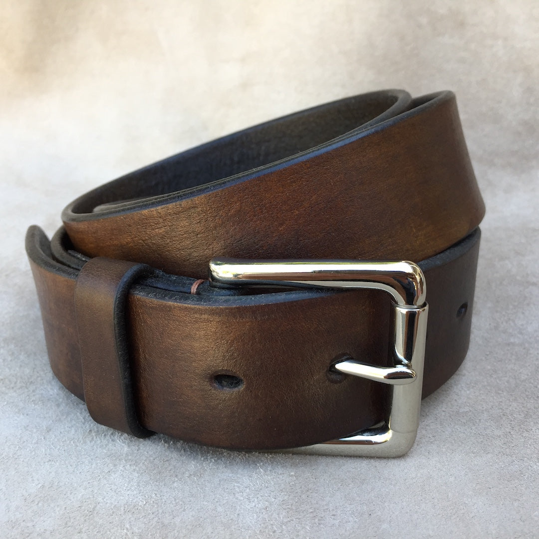 Leather Jeans Belt (38MM)