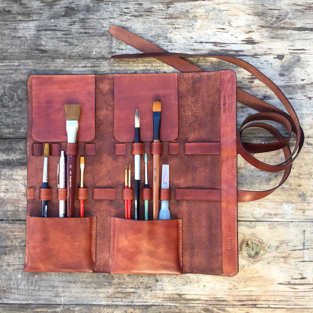Paintbrush Carry Bag