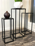 3 Piece Nesting Plant Stand Set - Cocoyard Garden Supply