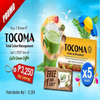 Buy 5Boxes of Tocoma Get 1Box of Go Fit Coffee For Free!