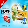 Buy 3Boxes of Tocoma for only P650/box