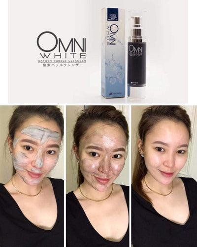 Omni Oxy Bubble Cleanser