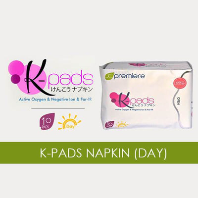Kpads Day Pack (10 pads)