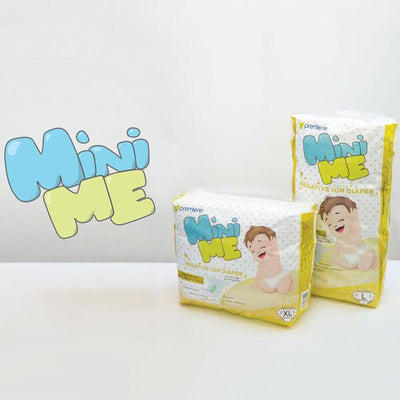 Mini Me - Negative Ion Diaper (S,M,L,XL)