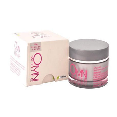 Omni White Pinkish Cream