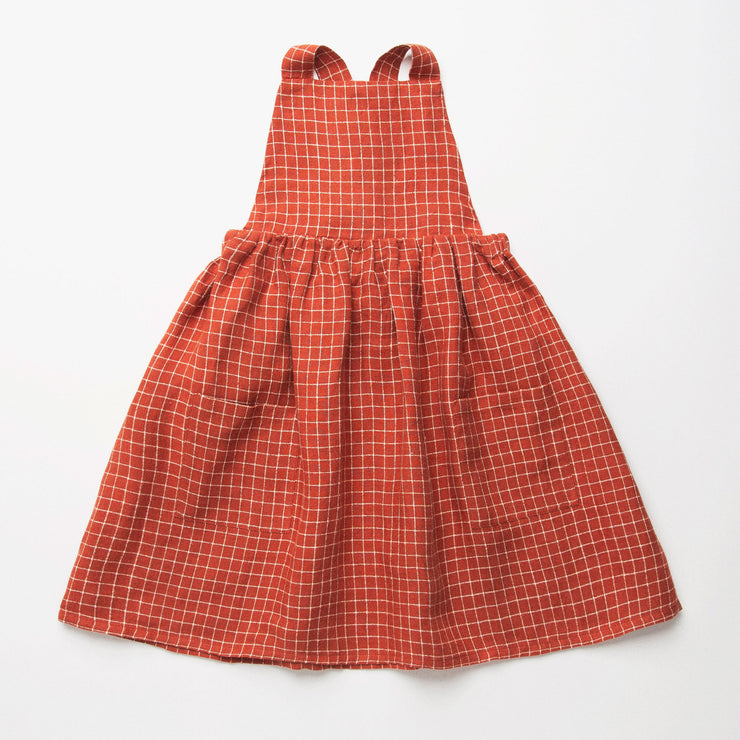 conkers pinafore