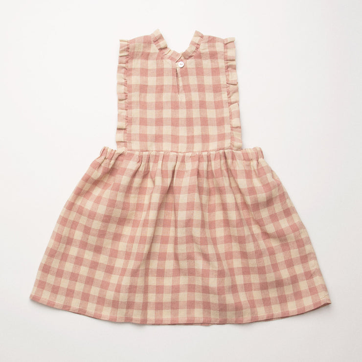 PRE-ORDER marlow pinafore (ALL SIZES AVAILABLE)
