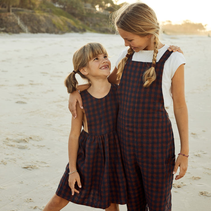 NQ x courtney adamo marlow pinafore
