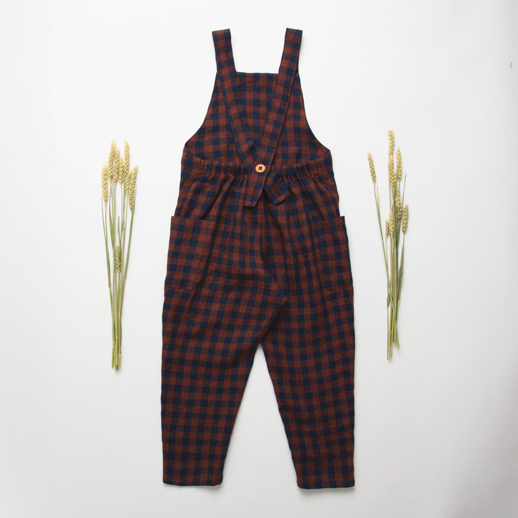 NQ x courtney adamo ivy overalls