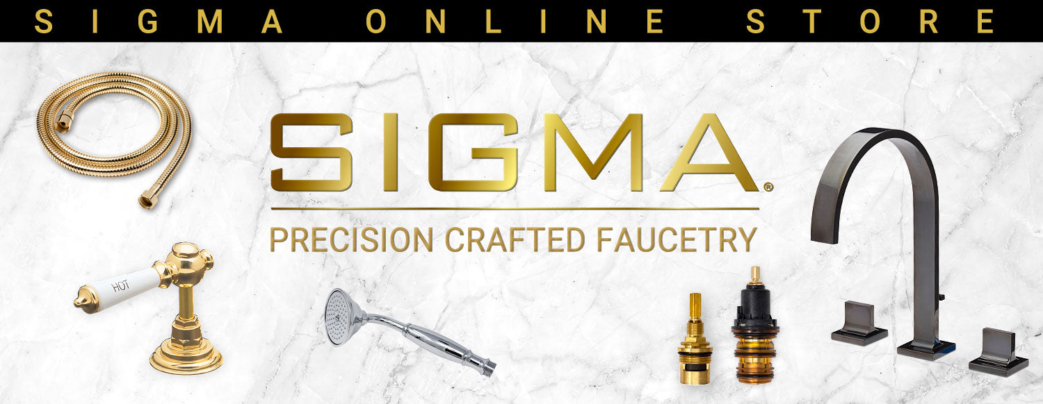 Sigma Faucets and Parts Store: All Sigma faucets, showers, accessories, and parts
