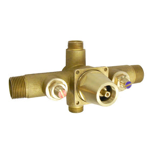 "Sigma 1/2"" Thermostatic Valve with No Volume Control 18.30.078"