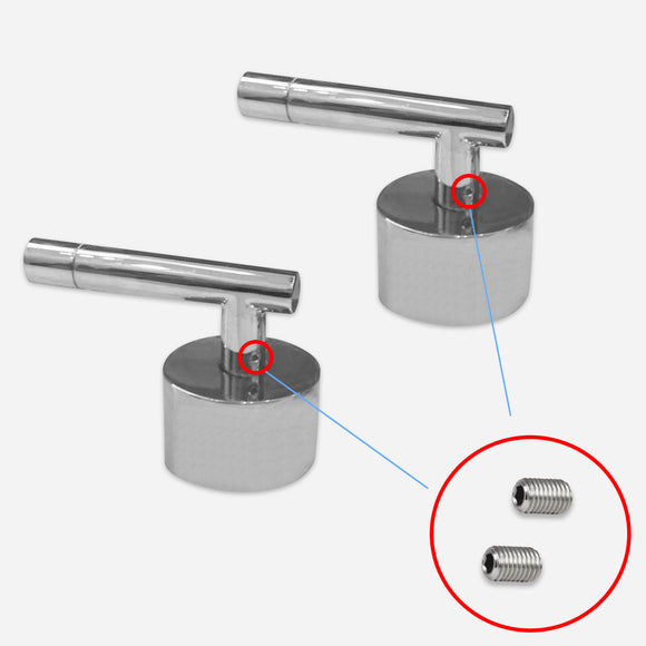 Handle Screws for Sigma 900 Series Lavatory Set with Palermo Handle