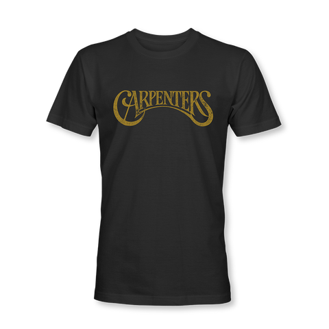 Logo Tee (Black) + Digital Download of Carpenters With The Royal Philharmonic Orchestra
