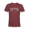 Logo Tee (Maroon) + Digital Download of Carpenters With The Royal Philharmonic Orchestra