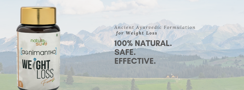 Agnimantha Weight Loss Formula- 100% Natural, Safe & Effective