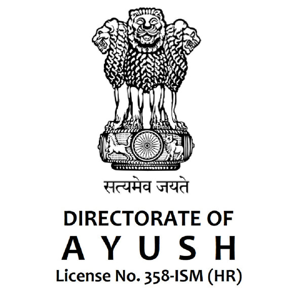 All Nature Sure products are approved by AYUSH and carry the seal of trust